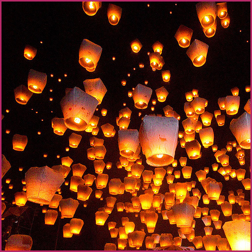 Sky Lanterns Wedding: Your Online Wedding Sparklers Store