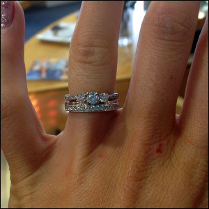 Wedding Ring Shopping