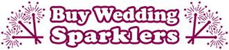 Buy Wedding Sparklers - Your Online Wedding Sparklers Store