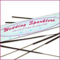 10 Inch Wedding Sparklers image