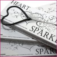Heart Shaped Sparklers image