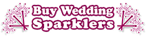 Buy Wedding Sparklers Logo